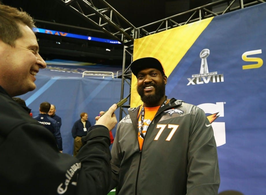 Super Bowl XLVIII Media Day
