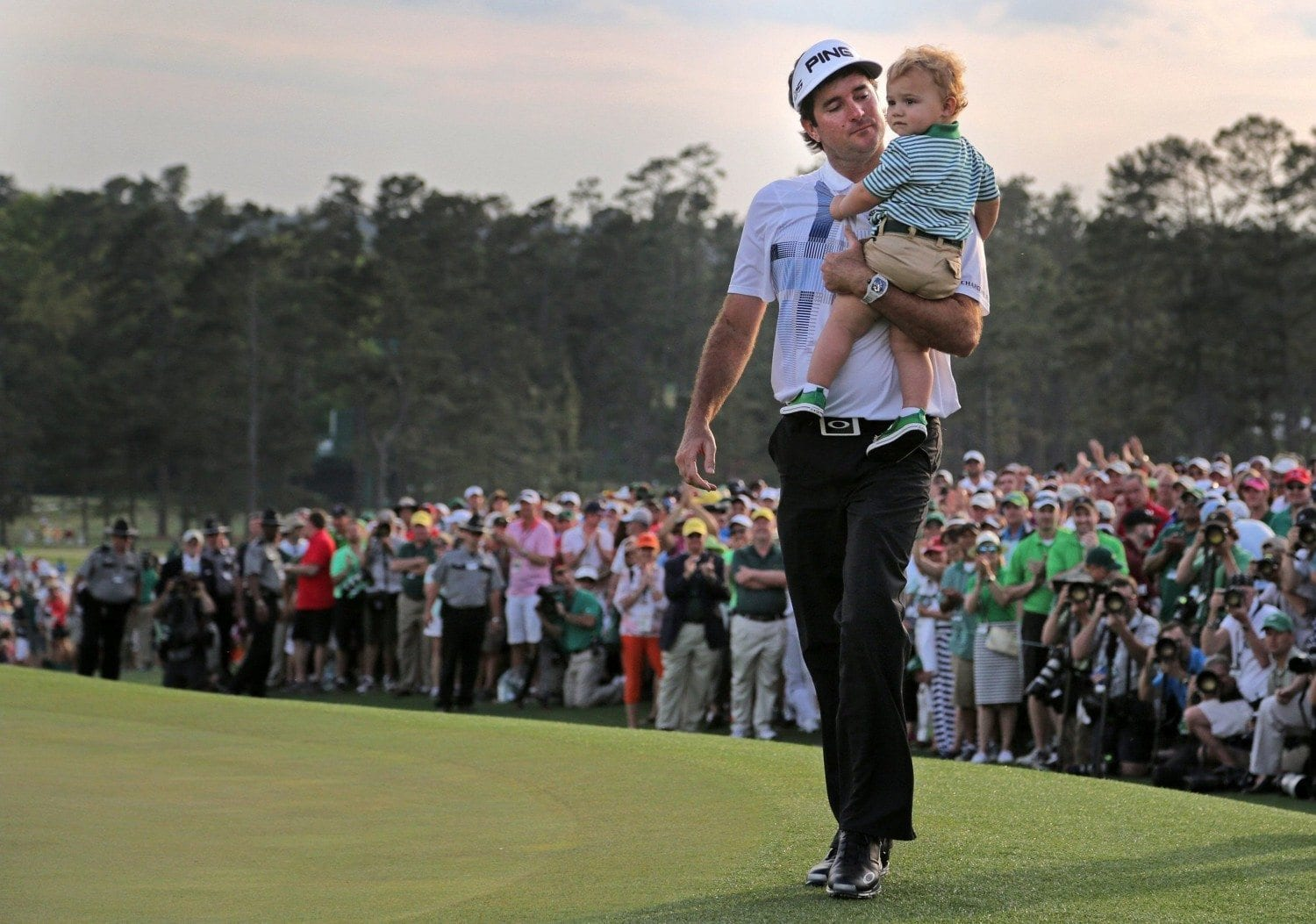 The Masters 2014