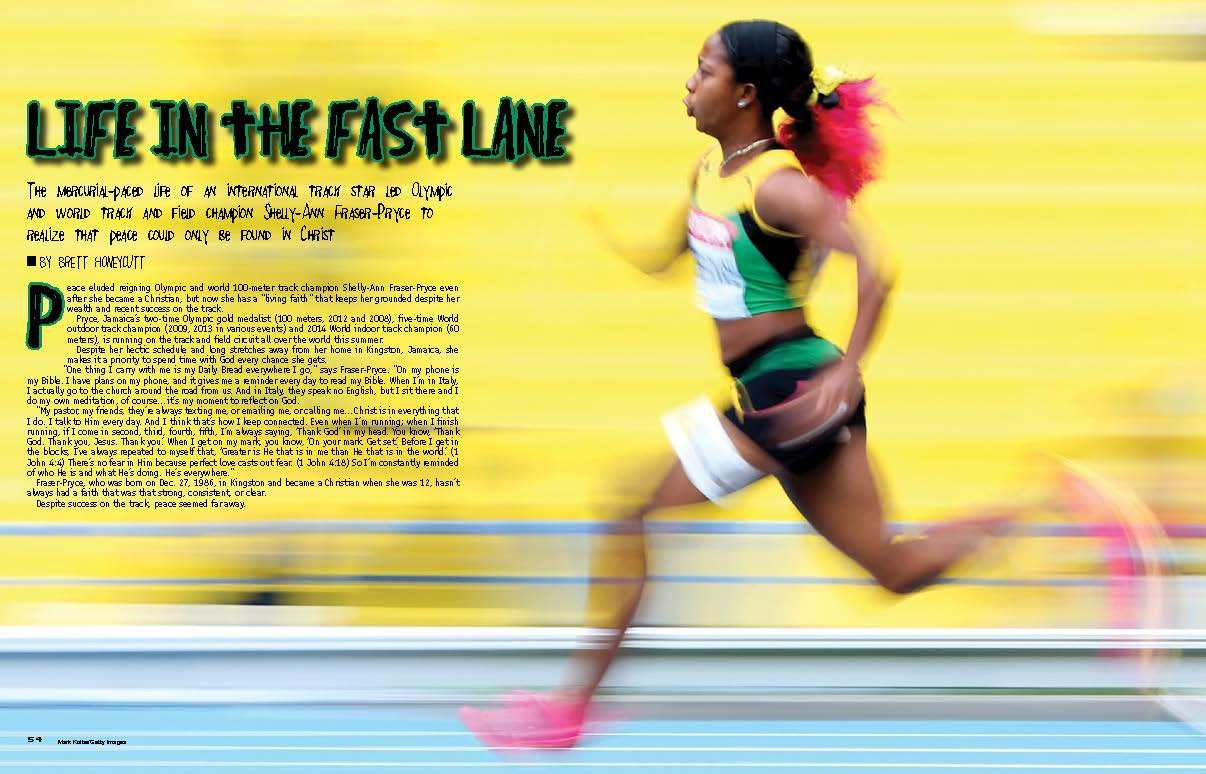 Shelly-Ann Fraser-Pryce Spread_Page_1