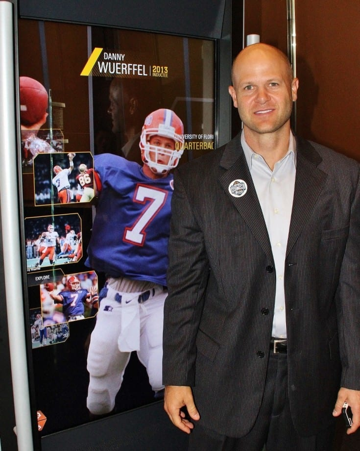 Danny Wuerffel- College Football Hall of Fame Media Day - 8-20-14 - Rob Saye Copyright (1023x1280)