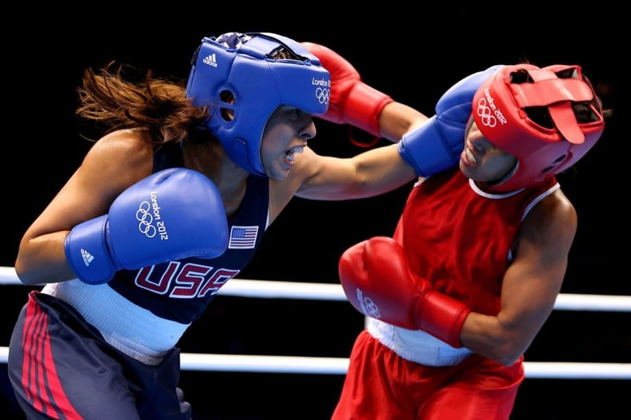Olympics Day 10 - Boxing