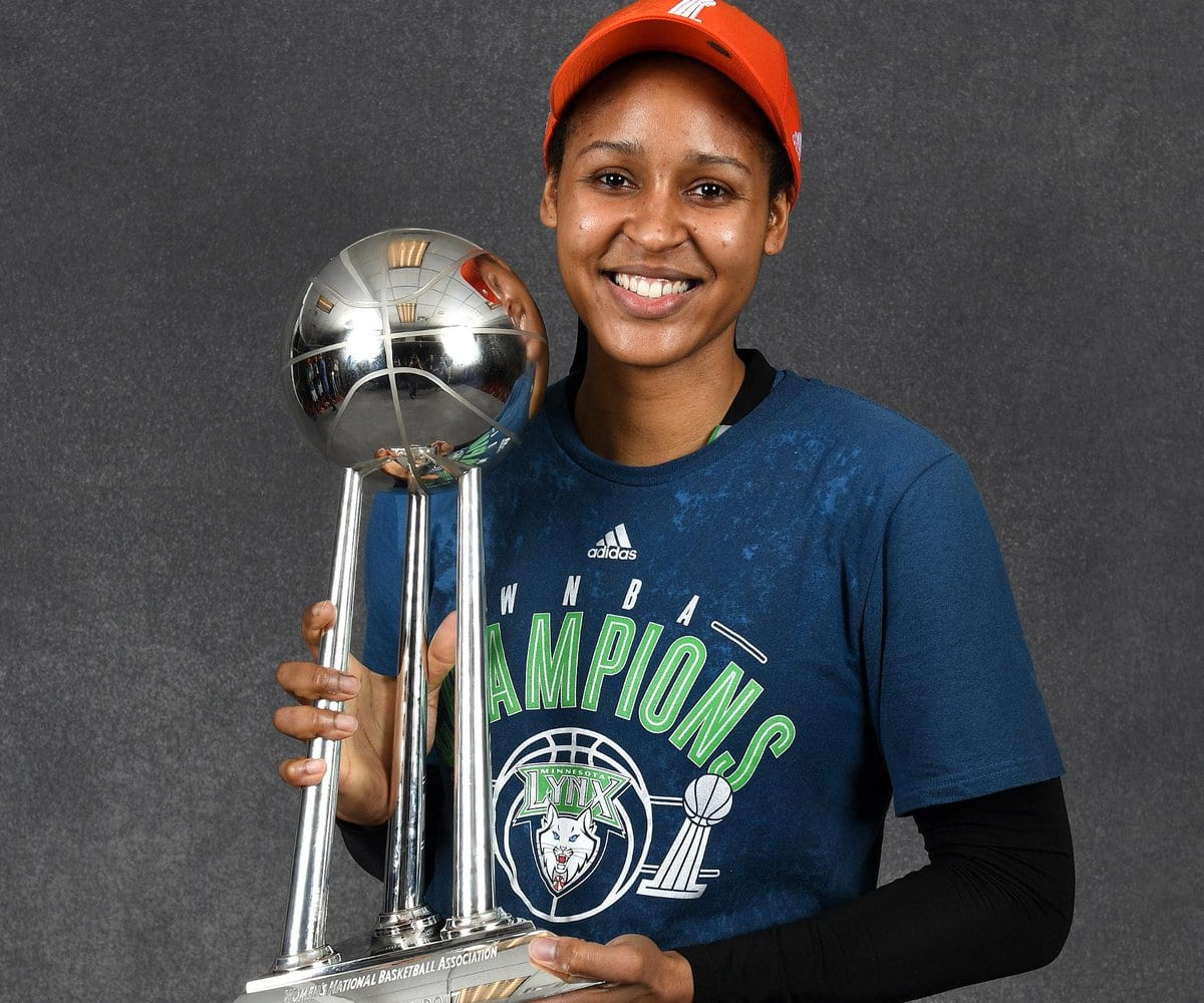 7f9c573f8974 Maya Moore named Sports Illustrated s Performer of the Year - Sports ...