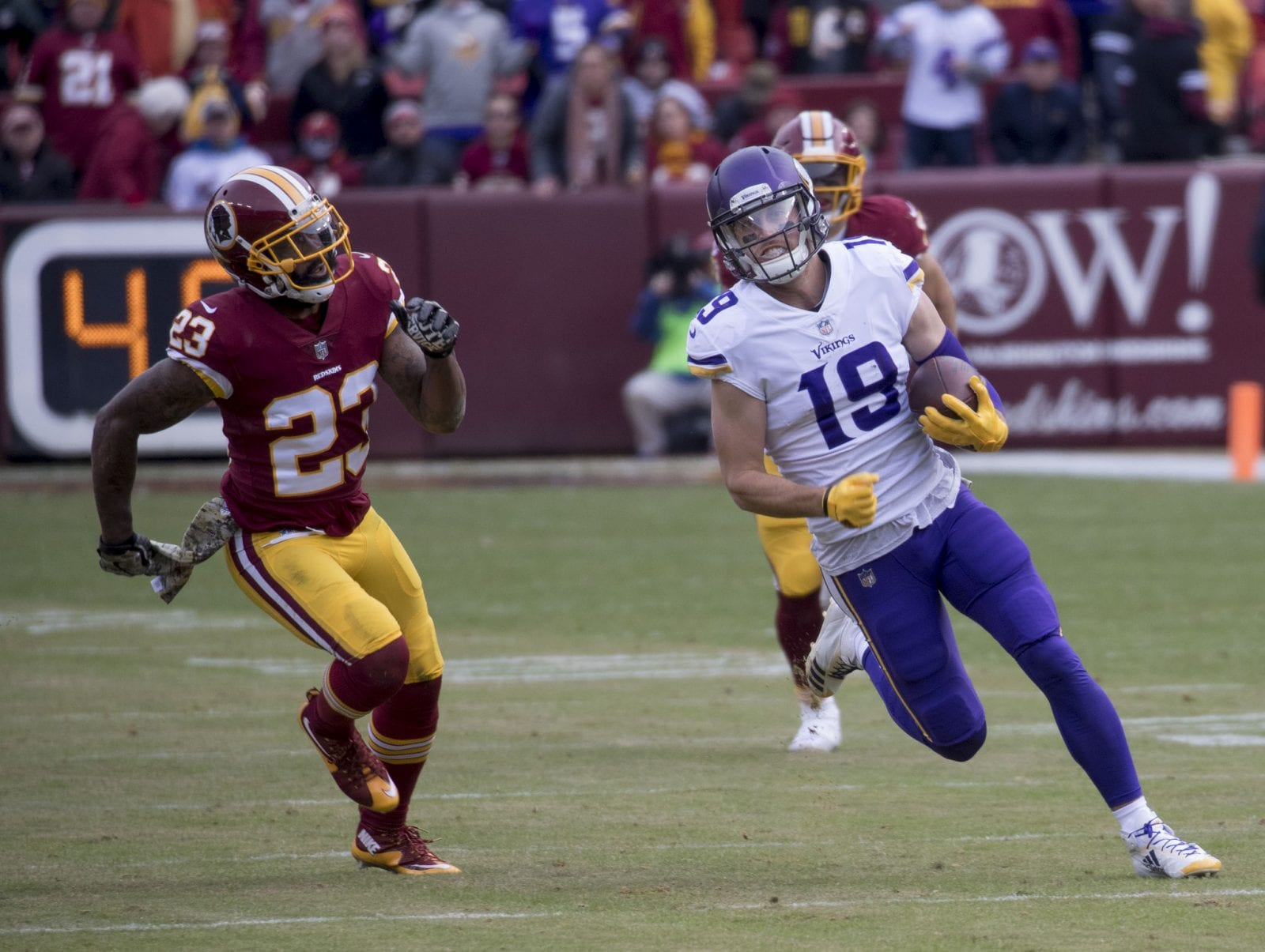 Vikings wide receiver Adam Thielen s remarkable journey from undrafted to  NFL stud d70456009