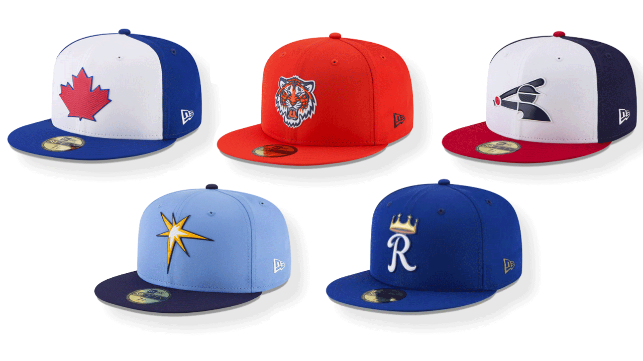 90c2b02a514 The new MLB 2018 Spring Training hats we re most looking forward to seeing