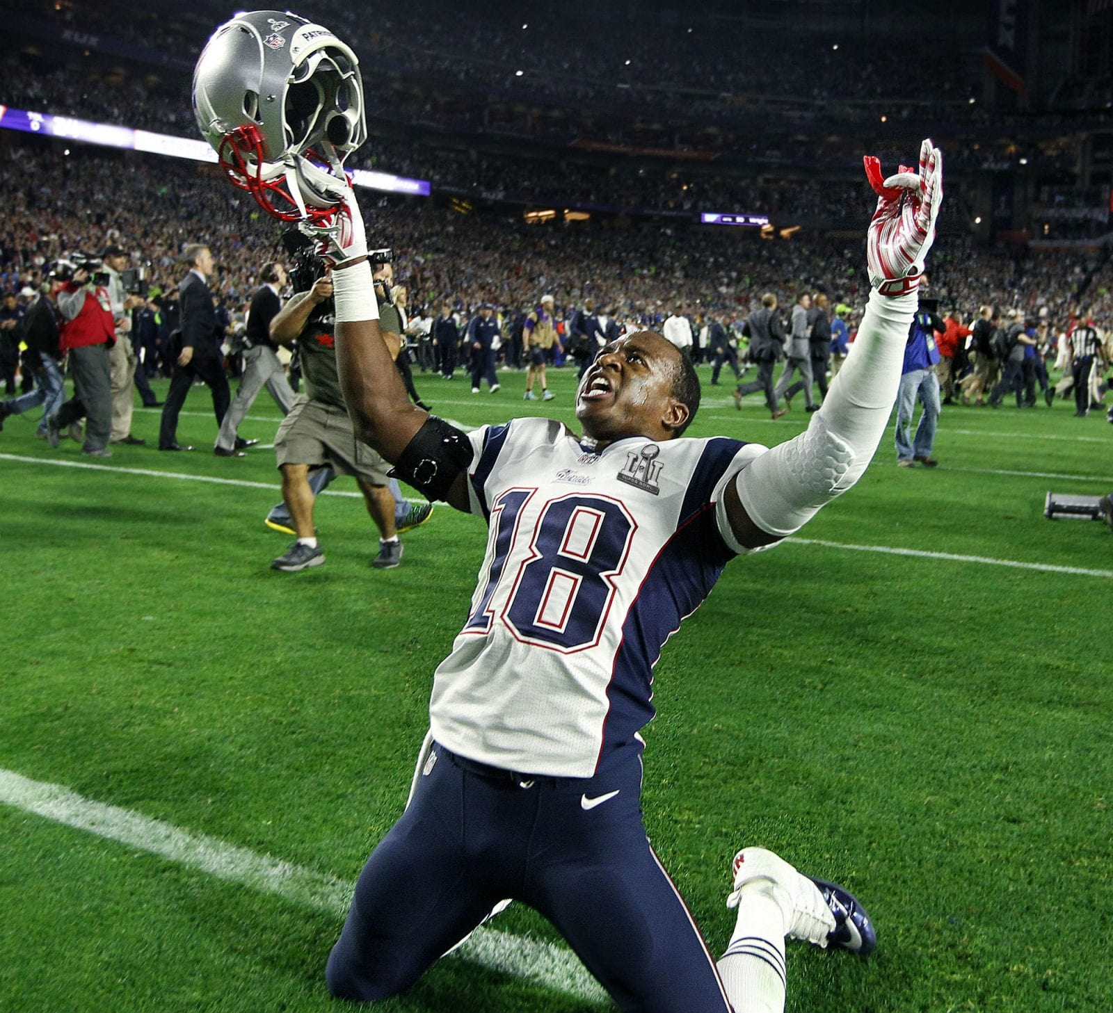 2398306de70 Football Sunday Feature  Matthew Slater on New England Patriots  incredible Super  Bowl LI win