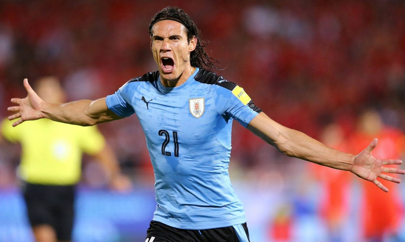 Image result for edinson cavani uruguay