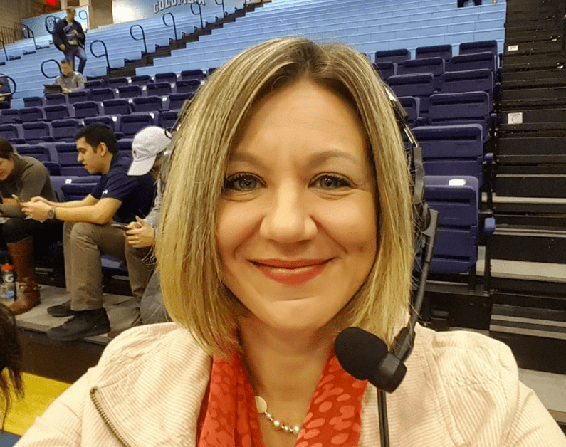 CBS Sports Radio Host Amy Lawrence lives for Jesus first