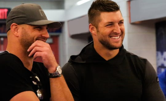 Tim Tebow Enlists Forrest Gump Actor In Production Of