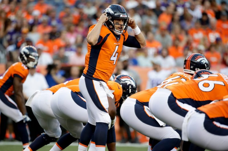 Quarterback Case Keenum expected to be traded from Denver to Washington dcfcf6b04