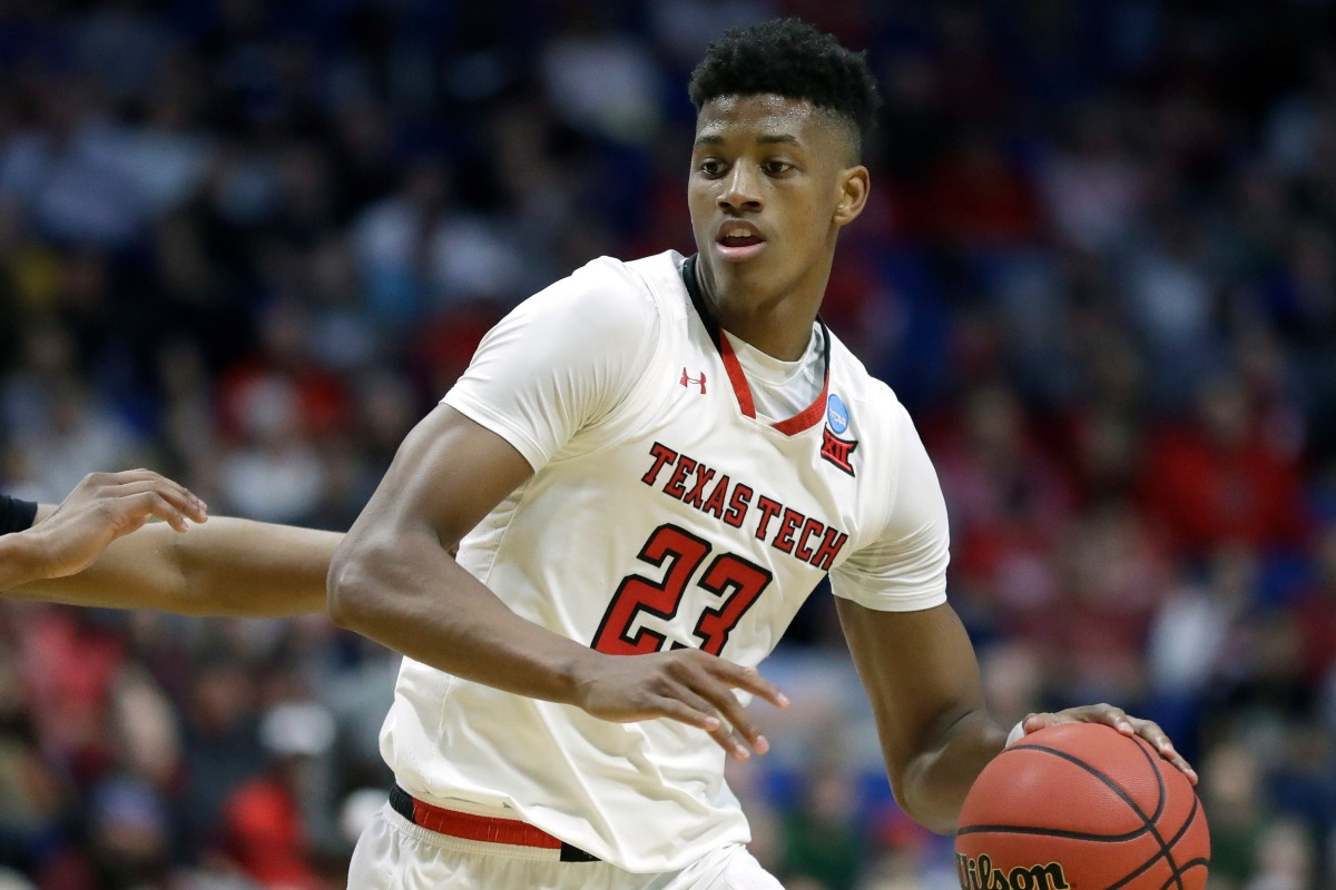 Texas Tech's Jarrett Culver feels God is with him while leading ...
