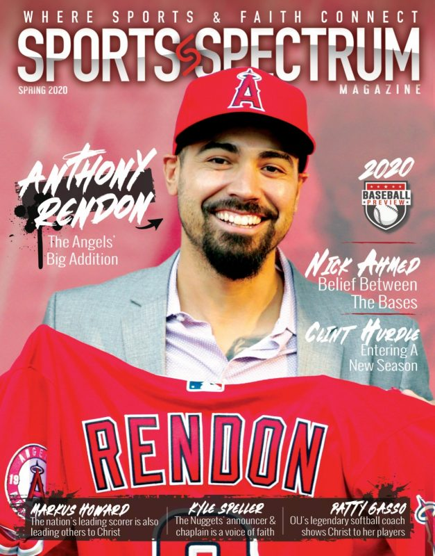 Rendon Spring 2020 Cover