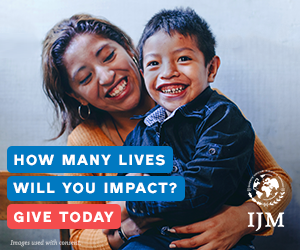 Give to IJM