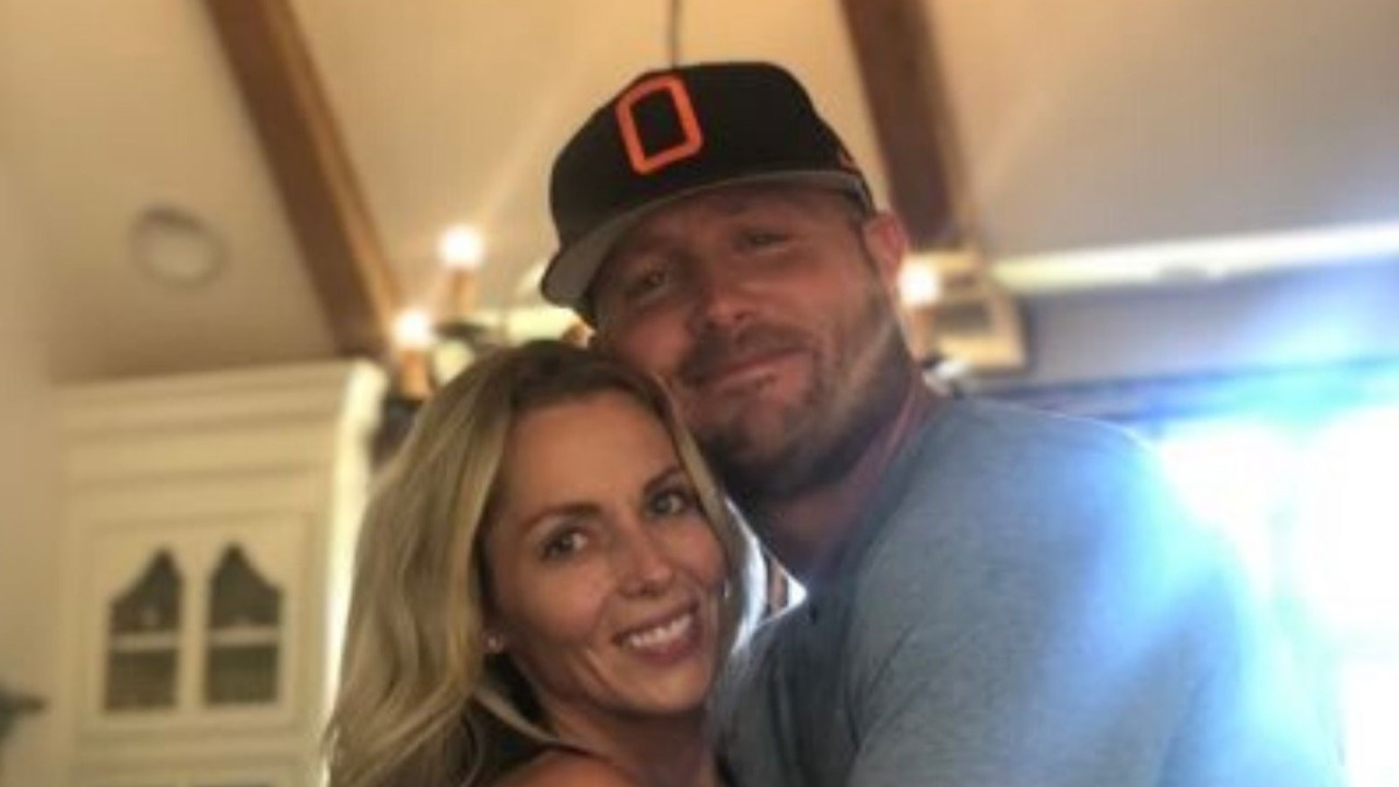 Former Mlb All Star Matt Holliday Wife Leslee Launch Table Forty Podcast
