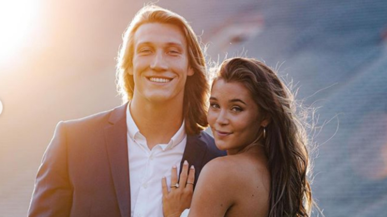 gets centered engaged, marriage for Lawrence Trevor aims