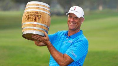 Stewart Cink PGA Tour