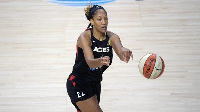 A'ja Wilson WNBA