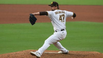 Trevor Rosenthal Padres