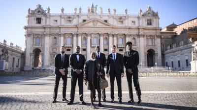 NBA pope