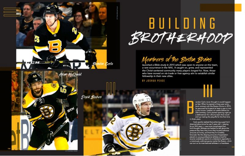 Boston Bruins Bible