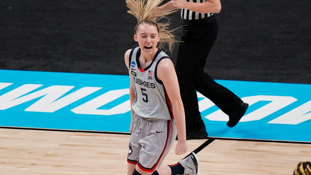 UConn Star Paige Bueckers Says Her Goal is to 'Make God Famous' After Helping Team Reach Final Four