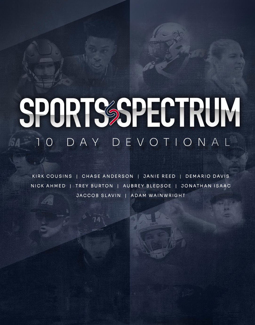 Sports Spectrum 10-Day Devotional
