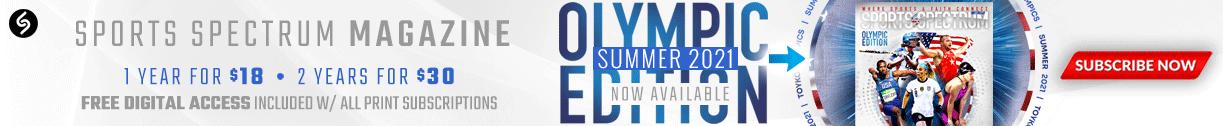 Sports Spectrum Magazine Summer 2021