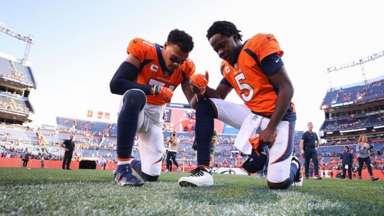 """""""I Needed That Prayer"""": Broncos Safety Justin Simmons Shares About 'Impactful' Prayer with QB Teddy Bridgewater"""